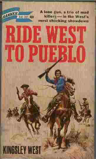 Image for Ride West to Pueblo