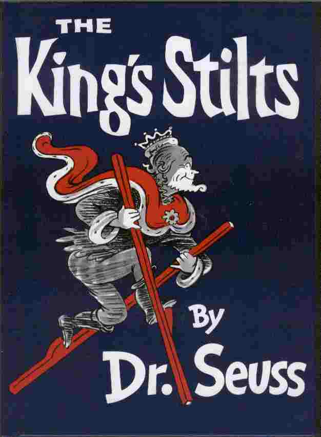 Image for The King's Stilts