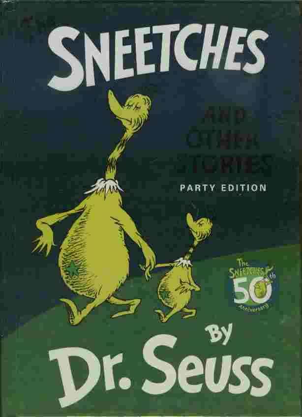 Image for Sneetches and Other Stories -- Party Edition