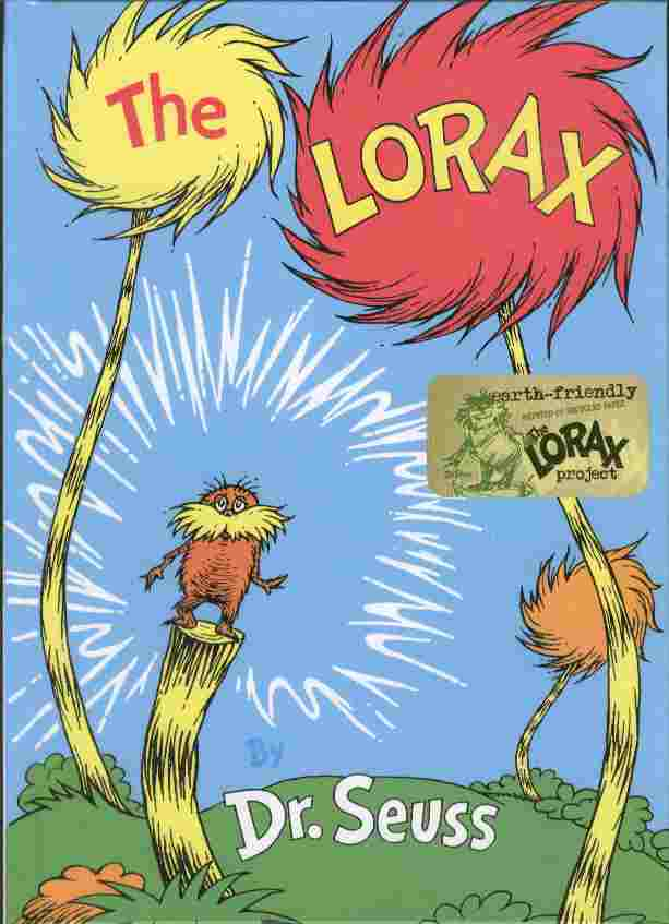 Image for The Lorax