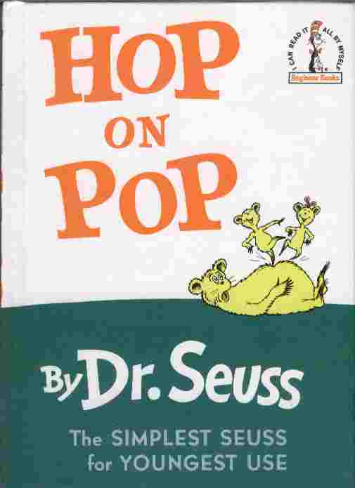 Image for Hop on Pop