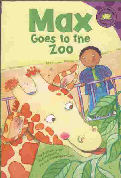 Image for Max Goes to the Zoo