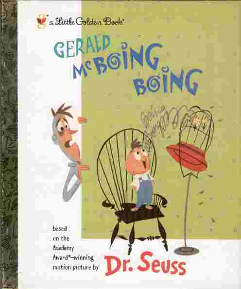 Image for Gerald McBoing Boing