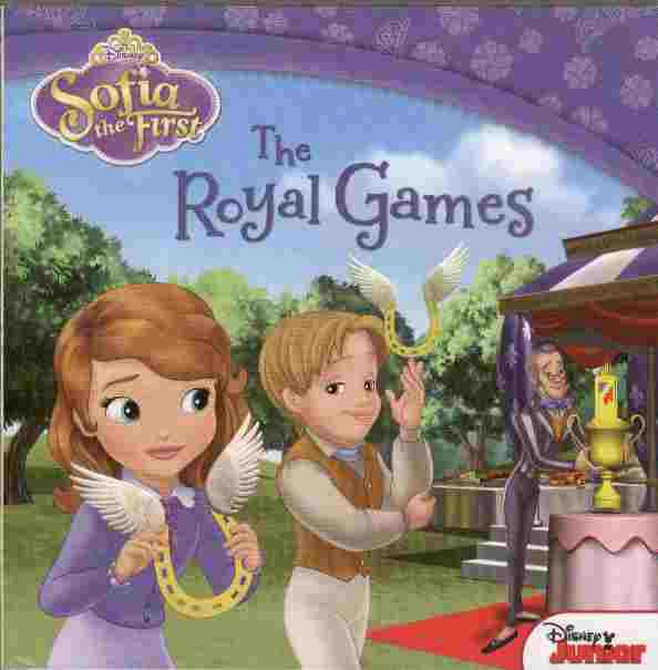 Image for The Royal Games
