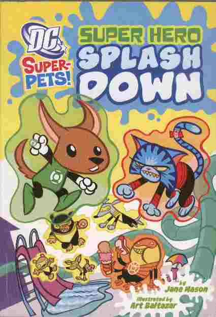 Image for Super Hero Splash Down