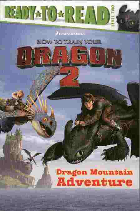 Image for How to Train Your Dragon 2 -- Dragon Mountain Adventure