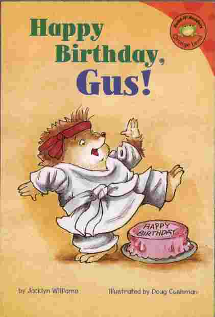 Image for Happy Birthday, Gus!