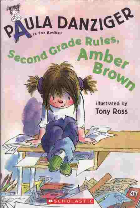Image for Second Grade Rules, Amber Brown
