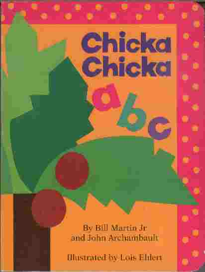Image for Chicka Chicka ABC