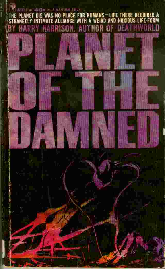 Image for Planet of the Damned