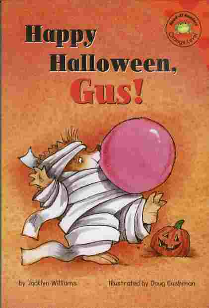 Image for Happy Halloween, Gus!