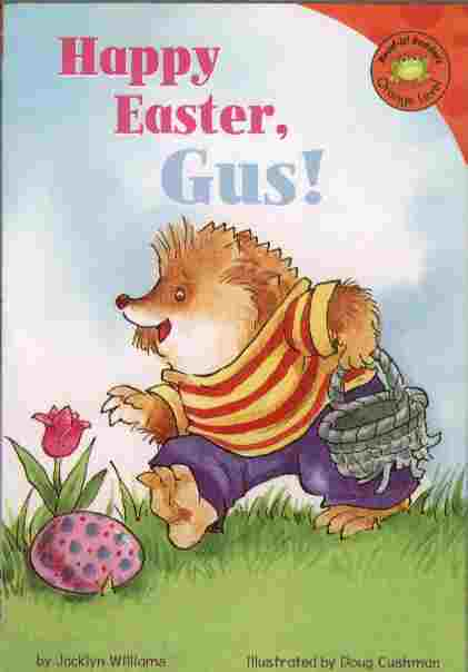 Image for Happy Easter, Gus!