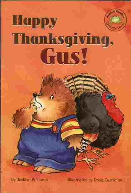 Image for Happy Thanksgiving, Gus!