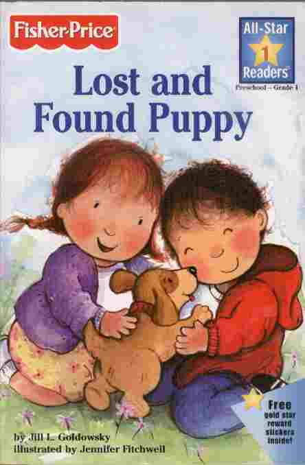 Image for Lost and Found Puppy