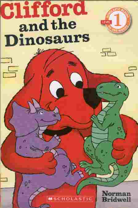 Image for Clifford and the Dinosaurs