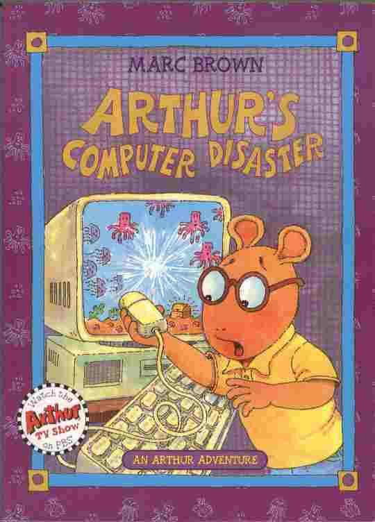 Image for Arthur's Computer Disaster