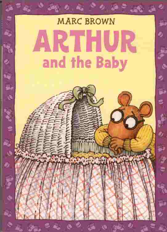 Image for Arthur and the Baby