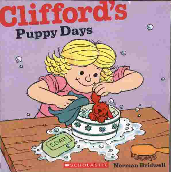 Image for Clifford's Puppy Days