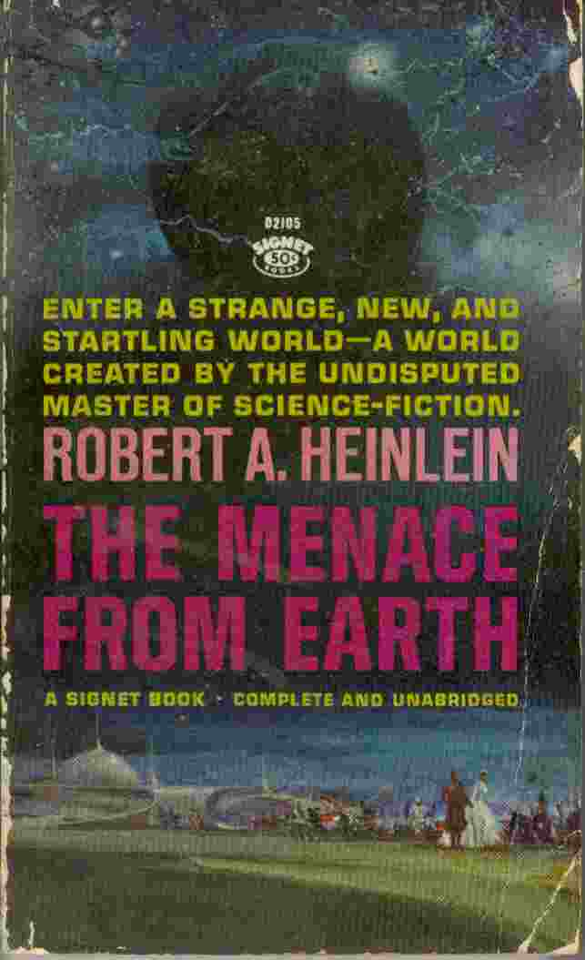 Image for The Menace From Earth