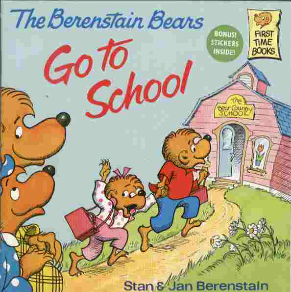 Image for The Berenstain Beras Go to School