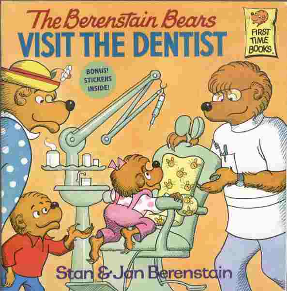 Image for The Berenstain Bears Visit the Dentist