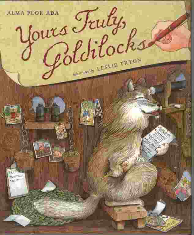 Image for Yours Truly, Goldilocks