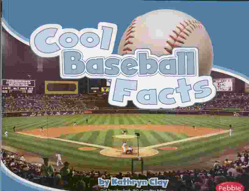 Image for Cool Baseball Facts