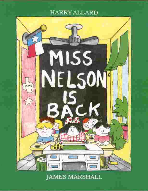Image for Miss Nelson is Back