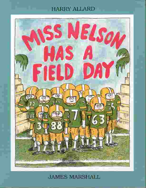 Image for Miss Nelson Has a Field Day