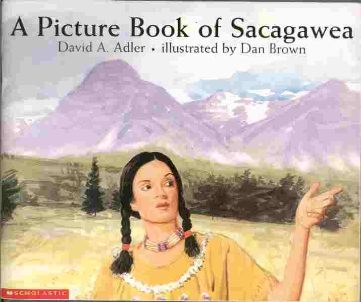 Image for A Picture Book of Sacagawea