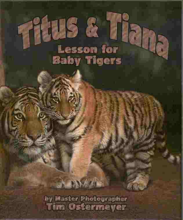 Image for Titus & Tiana  -- Lesson for Baby Tigers
