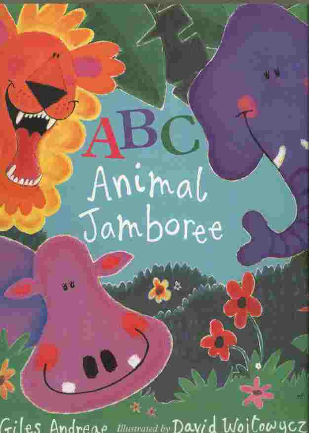 Image for A B C Animal Jamboree