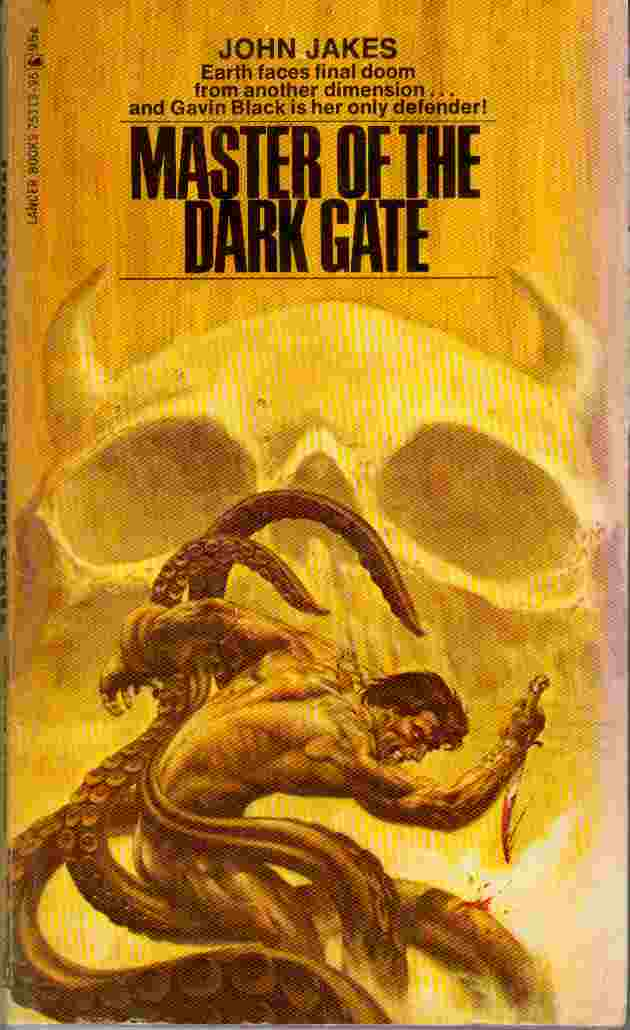 Image for Master of the Dark Gate