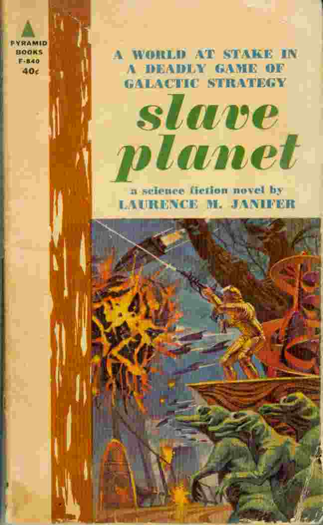 Image for Slave Planet