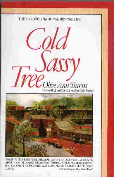 Image for Cold Sassy Tree
