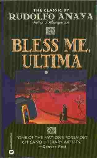 Image for Bless Me, Ultima