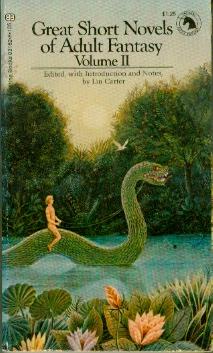 Great Short Novels of Adult Fantasy, Volume II