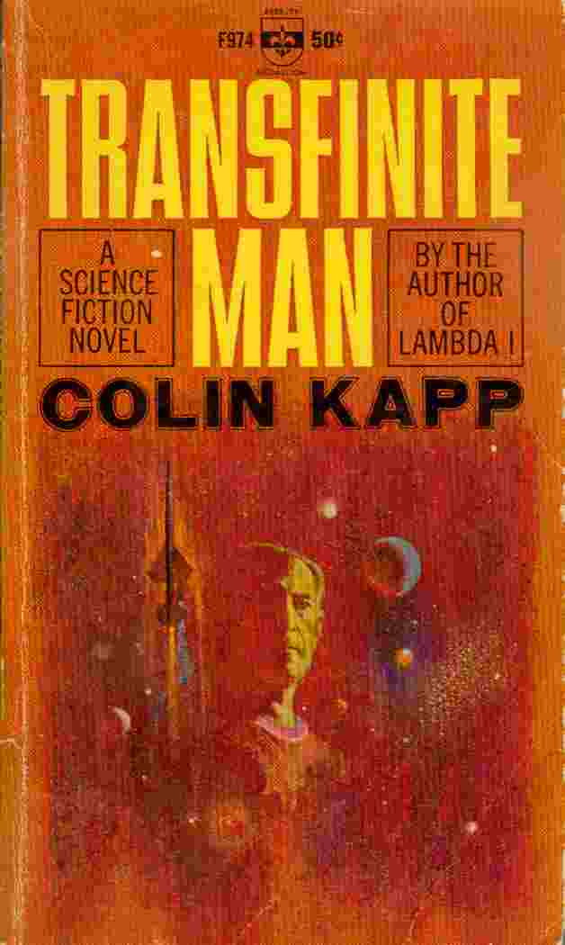 Image for Transfinite Man