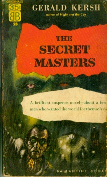 Image for The Secret Masters