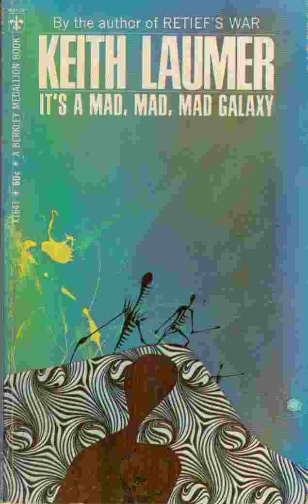 Image for It's a Mad, Mad, Mad Galaxy