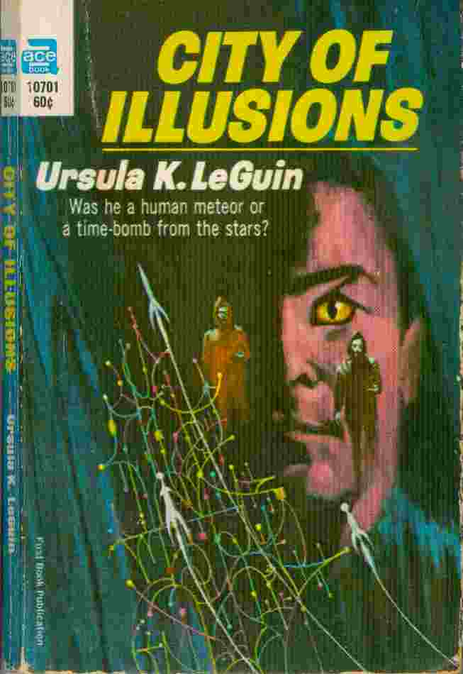 Image for City of Illusions