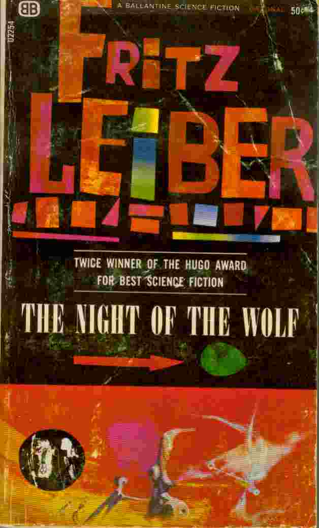 Image for The Night of the Wolf