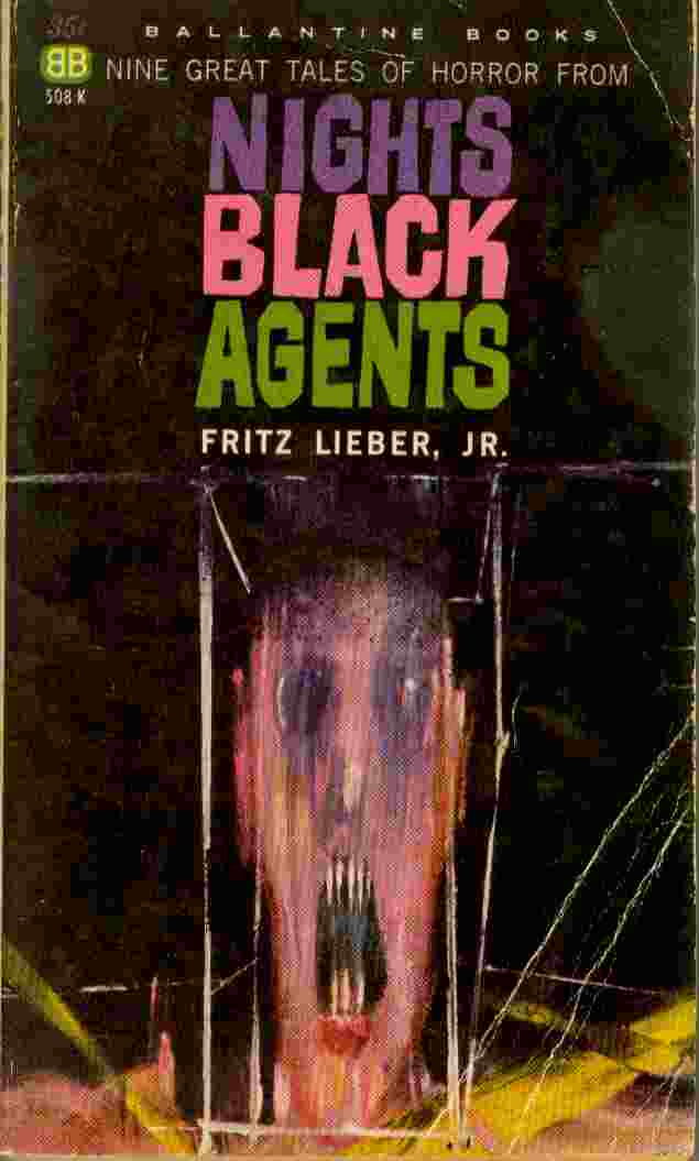 Image for Nights Black Agents