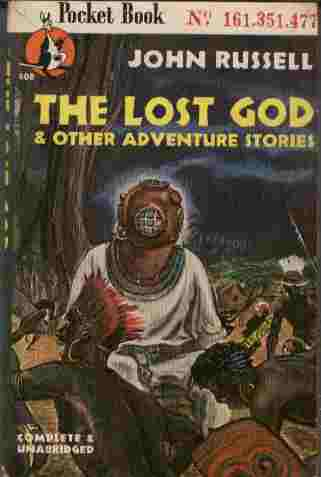 Image for The Lost God & Other Adventure Stories