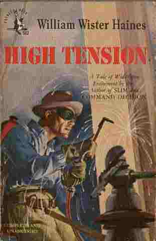 Image for High Tension
