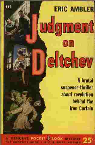 Image for Judgment on Deltchev