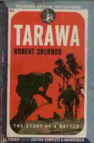 Image for Tarawa  - The Story of a Battle
