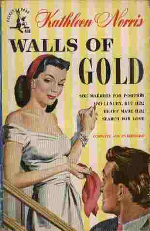 Image for Walls of Gold