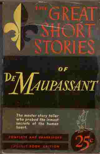 Image for The Great Short Stories of De Maupassant