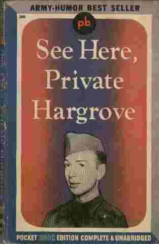 Image for See Here, Private Hargrove